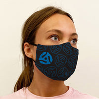 B-Side Graphic 3-Layer Mask