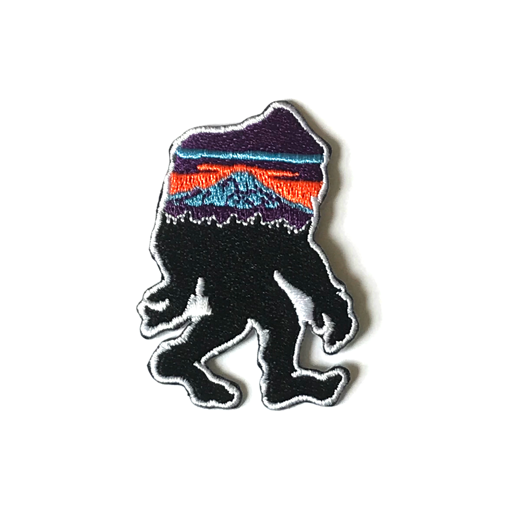 Big Fella Embroidered Patch