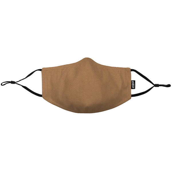Builder Brown 3-Layer Mask