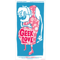Geek Love 2002 Theatre Poster