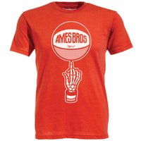 Ames Bros JV-Squad T-Shirt (PRODUCT)RED