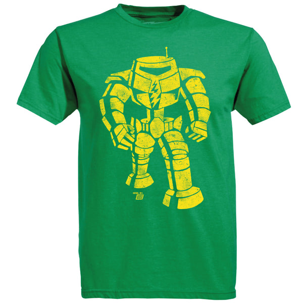 Ames Bros Man-Bot T-Shirt - Ames Bros