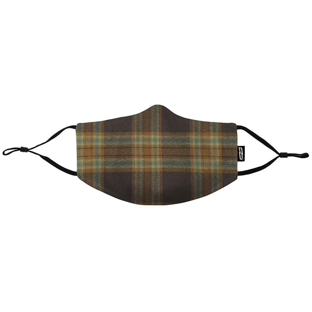 Off Ramp Flannel 3-Layer Mask