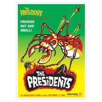 The Presidents of the United States of America Poster 2004 Poster