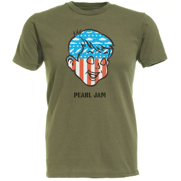 Ames Bros Pearl Jam 2003 Washington D.C. T-Shirt - Ames Bros