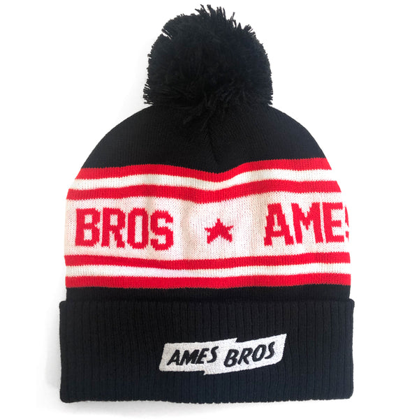 Ames Bros Beanie (PRODUCT)RED