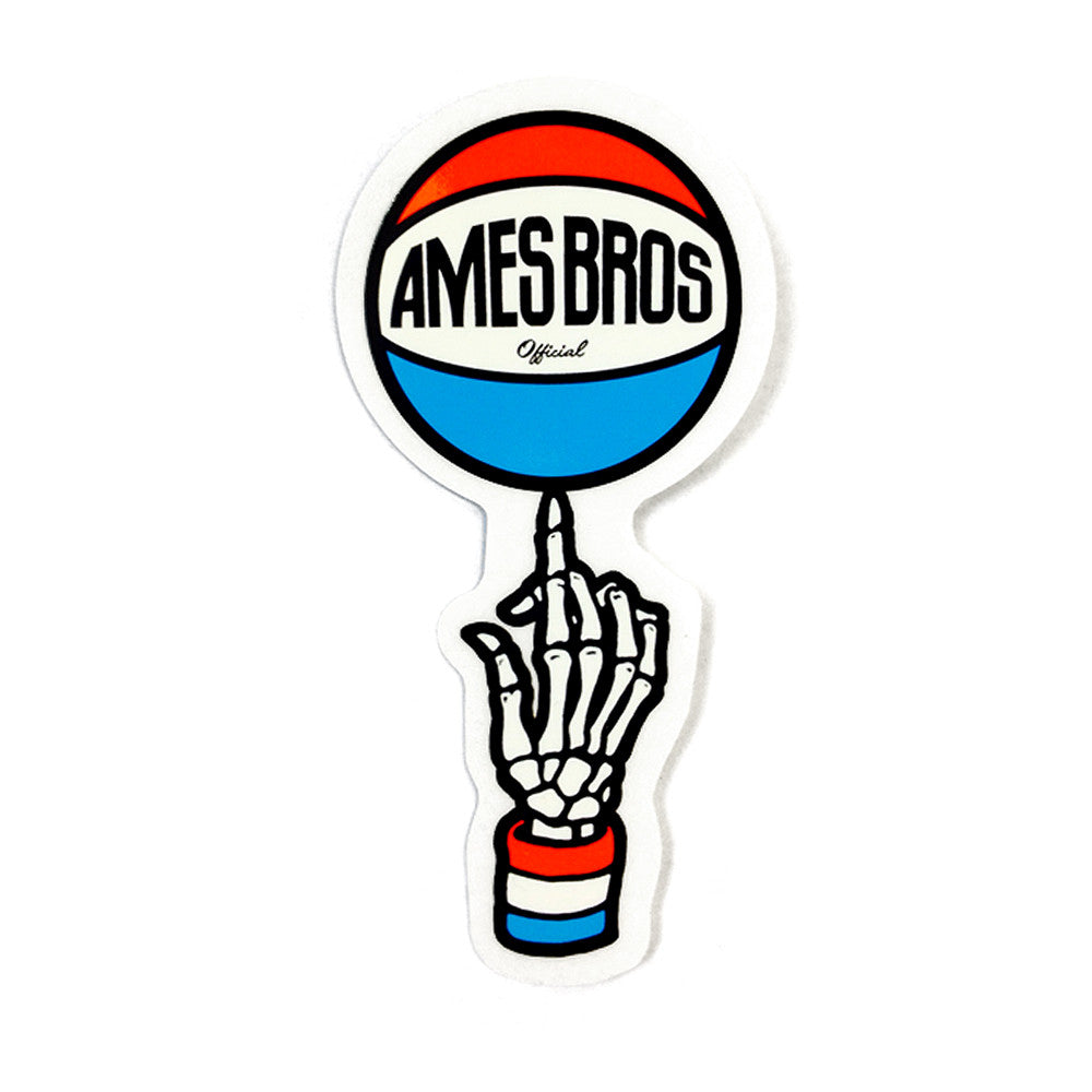 Stickers - Ames Bros