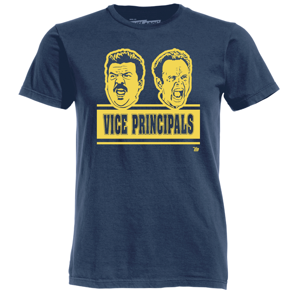 Ames Bros Vice Principals Best Friend-Emies T-Shirt