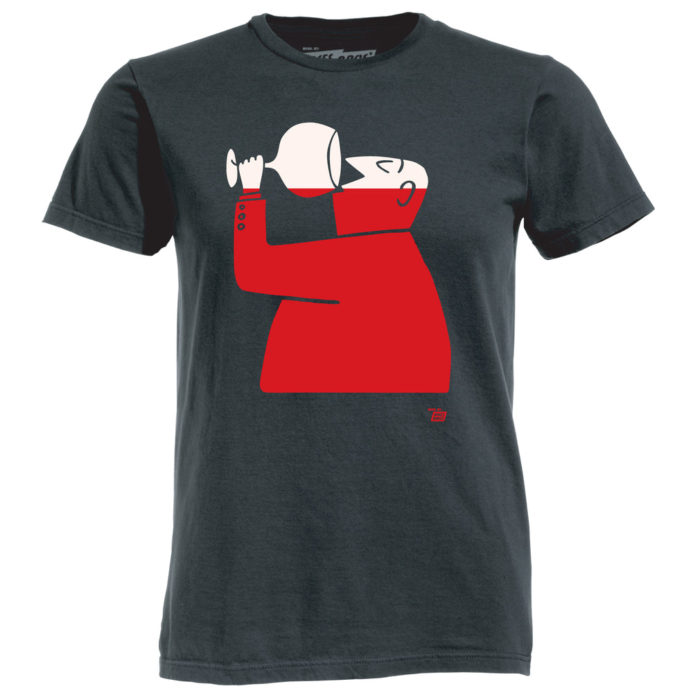 Ames Bros Wino T-Shirt (PRODUCT)RED