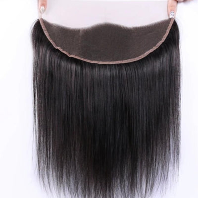 Brazilian 13*4 HD Frontal 12a - Cami Luxe Hair
