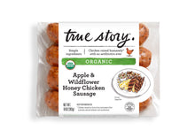 Load image into Gallery viewer, Organic Apple & Wildflower Honey Chicken Sausage (6 Packages)