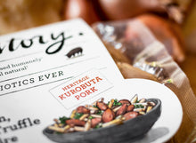 Load image into Gallery viewer, Parmesan, Shiitake & Truffle Kurobuta Pork Sausages (6 Packages)