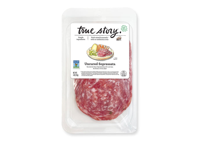 Uncured Sopressata (6 Packages)