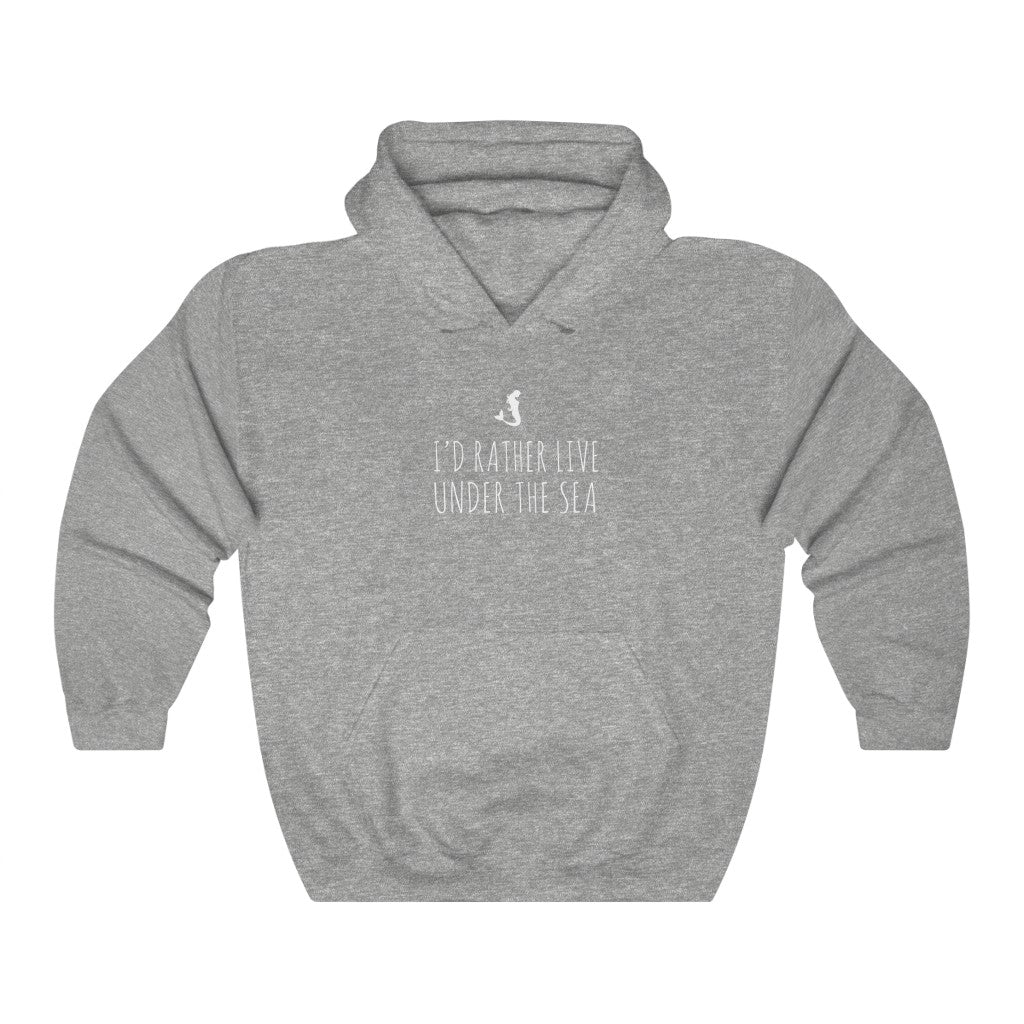 Live Under The Sea Hoodie
