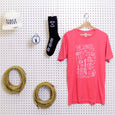 The Essentials Shirt (Coral)