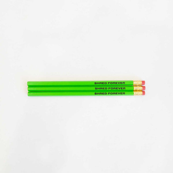 Shred Forever Pencil Pack
