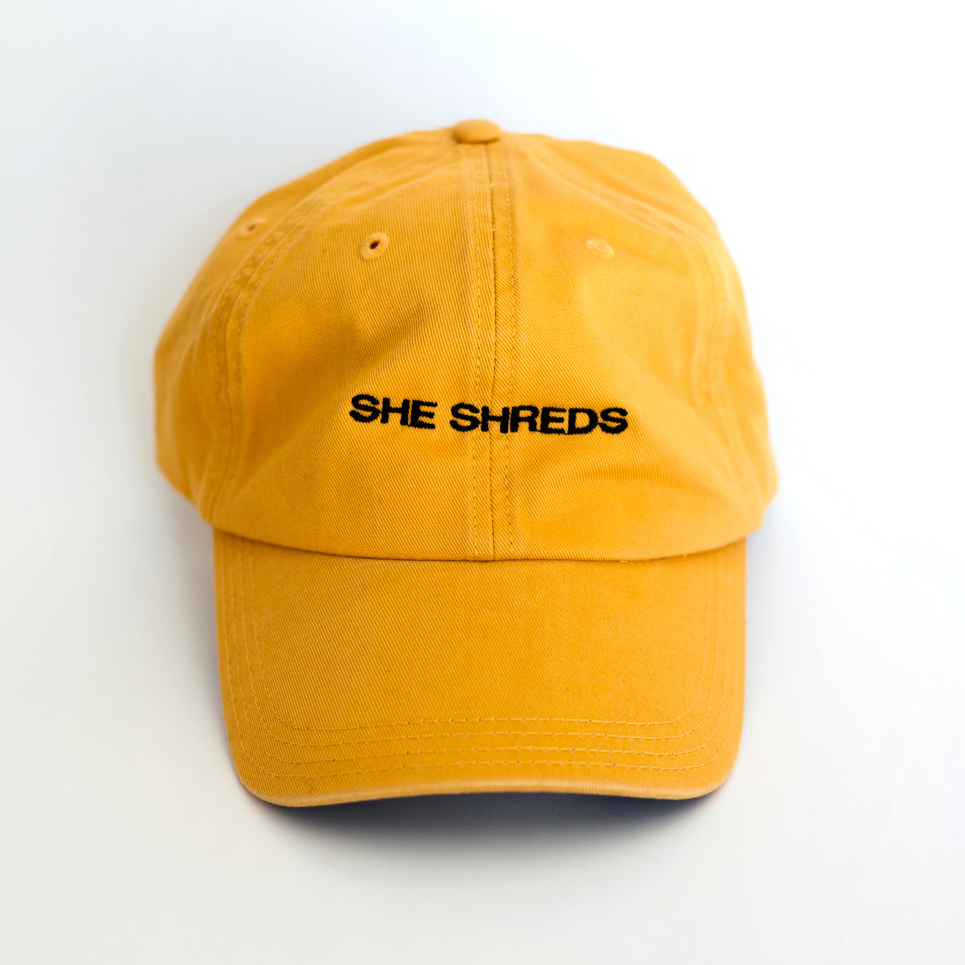 She Shreds Hat - Limited Edition Gold (SOLD OUT)