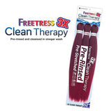 FreeTress 3X Clean Therapy In Vinegar wash Pre-Stretched Braids 52""
