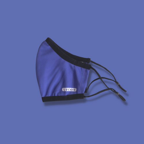 LUCKEfit Reusable Khaki Mask -infused with ViralOff® - LUCKE NZ