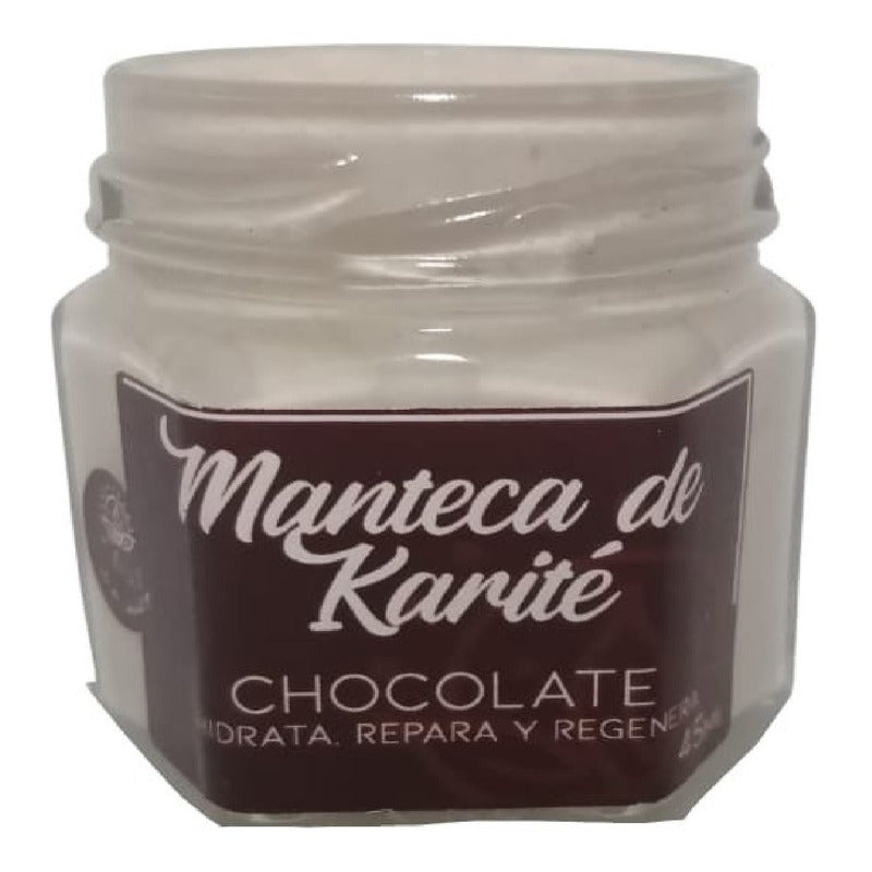 Crema Manteca De Karité - Chocolate- Tali Natural-  45 Ml