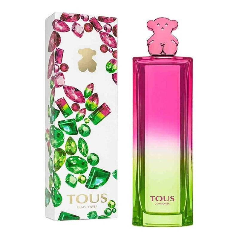 Perfume Tous Gems Power Dama 90ml Eau De Toilette