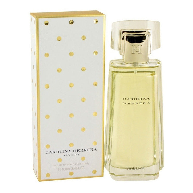 Perfume Carolina Herrera Dama 100 Ml Edt
