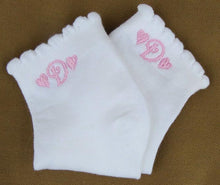 Load image into Gallery viewer, Personalized Little Girl Socks