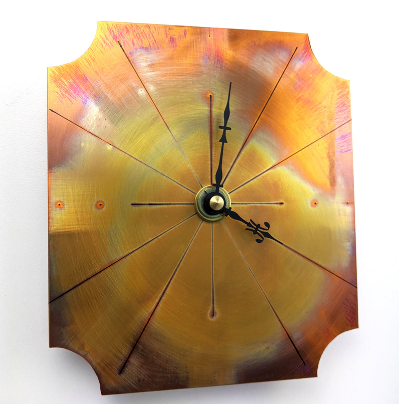 products/SmallWallClockinFieryRedCopper3.jpg