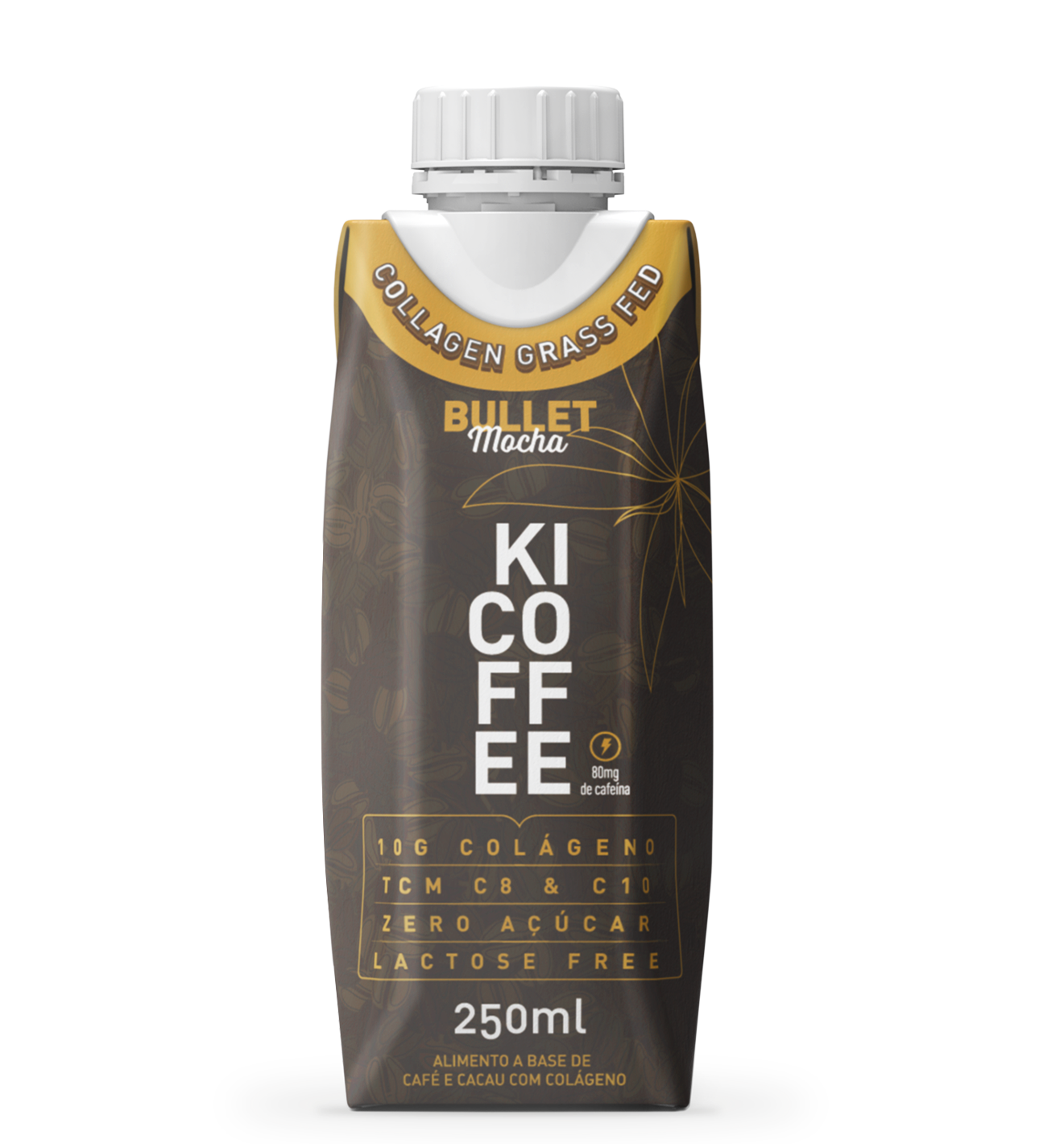 kicoffee bullet collagen, bulletproof coffee com colágeno