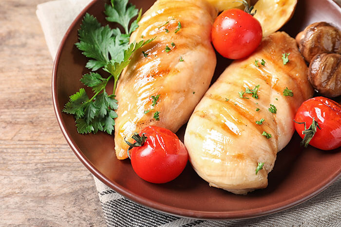 Boneless Chicken Breast