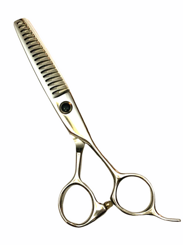 "Professional dog grooming shears thinner 5..75"" 18T"