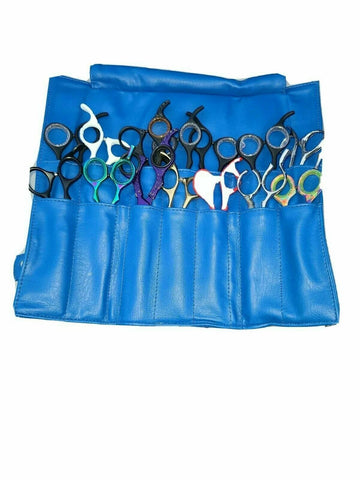 Hair Dressing Salon Barber Scissor Holder Case leather right for Scissors