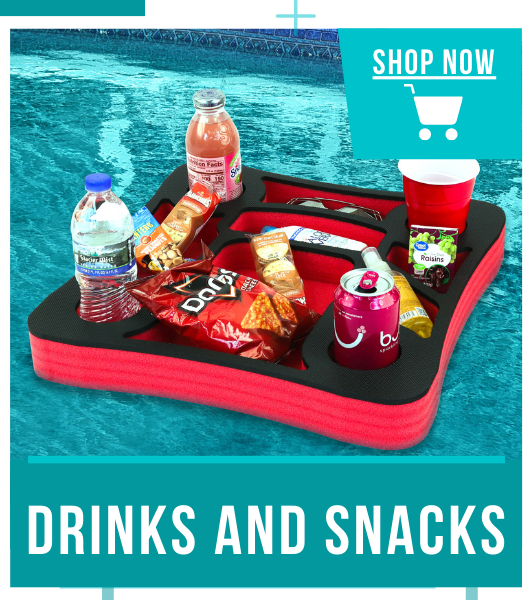 Drinks and Snack Floats