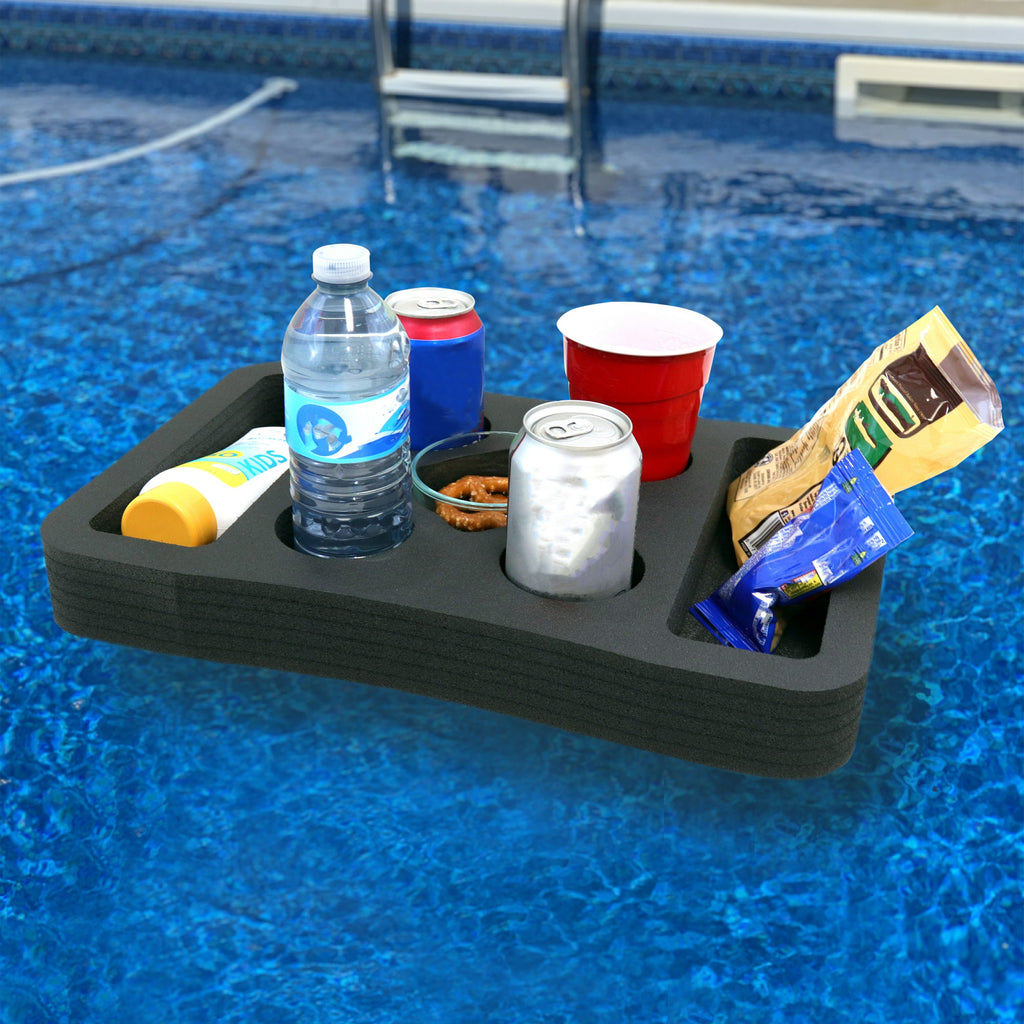 "Floating Refreshment Table Pool Float 17.5"" x 11.5"""