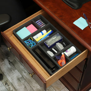"Desk Drawer Organizer 9"" x 16"""