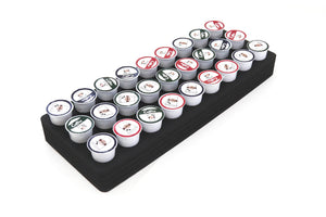 "Coffee Pod Organizer Holds 27 Fits Keurig K-Cup 7.75"" x 20"""