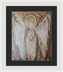 Angel - Framed Print