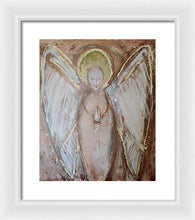 Load image into Gallery viewer, Angel - Framed Print
