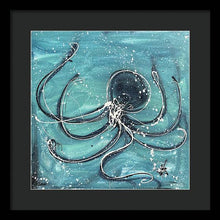 Load image into Gallery viewer, Octopus - Framed Print