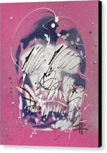 Load image into Gallery viewer, Skull III - Canvas Print by Ryan Hopkins