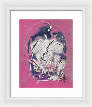 Load image into Gallery viewer, Skull III - Framed Print by Ryan Hopkins