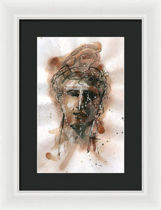 Aloof - Framed Print
