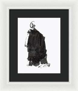 Big Momma - Framed Print