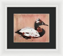 Load image into Gallery viewer, Chesapeake Decoy II - Framed Print