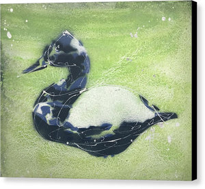 Chesapeake Decoy III- Canvas Print