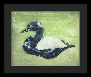 Chesapeake Decoy III- Framed Print