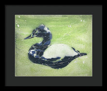 Load image into Gallery viewer, Chesapeake Decoy III- Framed Print