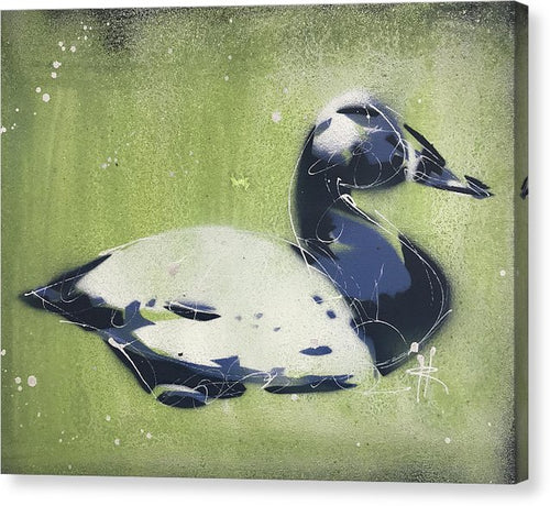 Chesapeake Decoy IV- Canvas Print