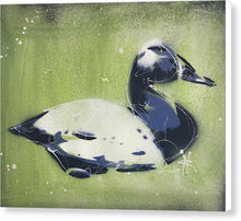 Load image into Gallery viewer, Chesapeake Decoy IV- Canvas Print