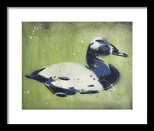 Load image into Gallery viewer, Chesapeake Decoy IV - Framed Print